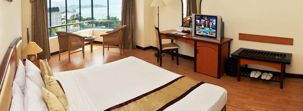 Yasaka Hotel Nha Trang 3N2Đ Tặng 01 Bữa Ăn + Tour 4 Đảo