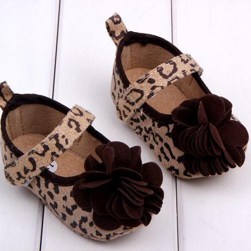 Giày Hoa Hồng Điệu Đà Cho Bé Gái