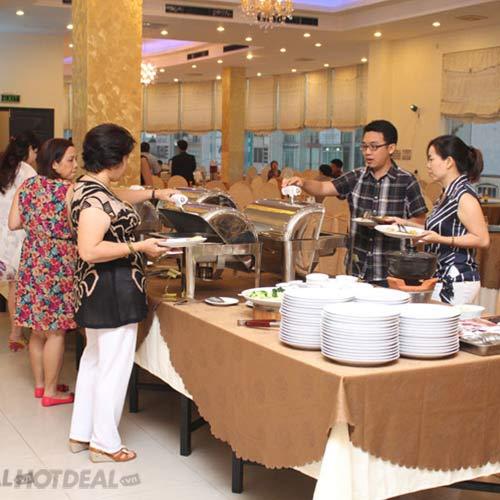 Buffet Chay Buổi Tối Tại Nhà Hàng Đại Khánh