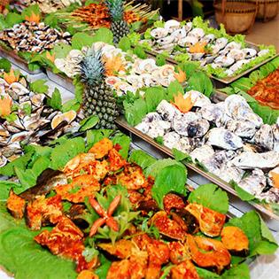 Buffet Tối Hơn 60 Món Lẩu + Nướng Tự Chọn - Nhà Hàng Tân Hoa Cau