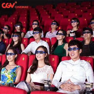 Vé Xem Phim Tại Hệ Thống Rạp CGV Cinemas Trên Toàn Quốc