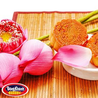 Bánh Trung Thu  - Chính Hiệu Đồng Khánh Bông Lúa Vàng