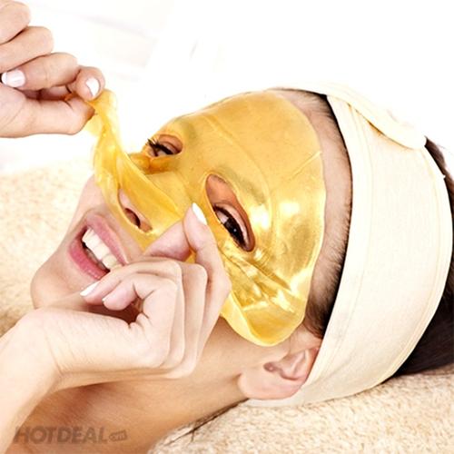 Sáng Da Mờ Thâm Nám Với Mặt Nạ Collagen Vàng Tại Hana Spa