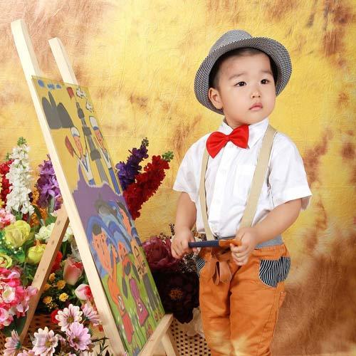 Chụp Ảnh Cho Bé Yêu Tại Chibi Studio