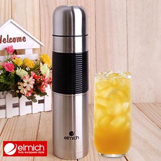 Bình Giữ Nhiệt Elmich Inox 304 1000ML S10 (2245203)