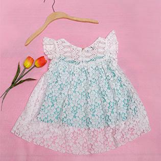 Đầm Janta Cánh Tiên Cho Bé Gái
