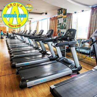 1 Tháng Tập Gym Tại Gym & Fitness Hương Anh -149A Phố Huế