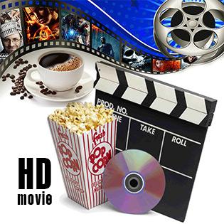 02h Xem Phim HD + 02 Phần Bắp Rang Bơ Cho 2-4 Người Tại Café Cinema