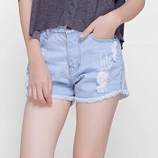 Quần Short Jeans Năng Động
