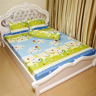 Bộ Drap Cotton Thái Lan Ceto 1,6x2m
