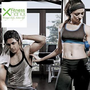 Xfitness - Trải Nghiệm 9 Buổi Tập Gym, Yoga, Zumba, Power Core, Dance Fitness