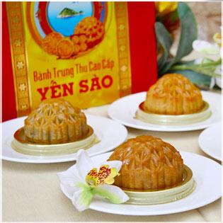 Hộp Bánh Trung Thu Nổi Tiếng Sanest Moon Cake – Không Bù Tiền