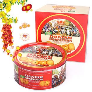 Hộp Bánh Quy Bơ Danish Selection 454gr – Nhập Khẩu Từ Malaysia
