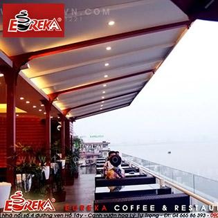 Đặc Sản Bánh Tôm Hồ Tây Dành Cho 2NTại NH Eureka Coffee & Fastfood Shop