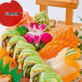 Buffet Tối Món Nhật Nhà Hàng Akataiyo - Quà Tặng Hấp Dẫn