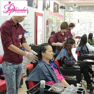 Làm Tóc Trọn Gói – Tặng Thẻ Hấp Ozone Tại Salon Beauty Center