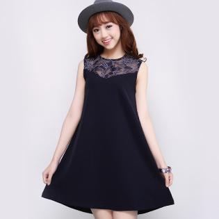 Đầm Suông Inner Cao Cấp