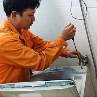 Vệ Sinh, Bảo Trì Máy Giặt Tận Nhà (Không Bù Tiền & Không Nhận Tip)