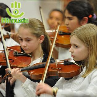 """2 Buổi Học """" Nữ Hoàng Trong Dàn Nhạc""""  - Đàn Violin 1 Thầy 1 Trò"""