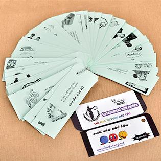 Bộ Flashcard học 400 Từ Vựng Tiếng Anh TOEFL Siêu Tốc Tại Nhà