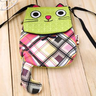 Túi Đeo TBWin Hình Mèo - A1301