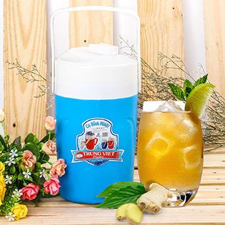 Bình Nhiệt 2 Lít Có Quai Trung Việt Plastic – Hàng Việt Nam Chất Lượng Cao