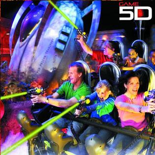 Combo Xem Phim 5D Và Vui Chơi Cùng Bé Tại 5 Chi Nhánh Kid Playground