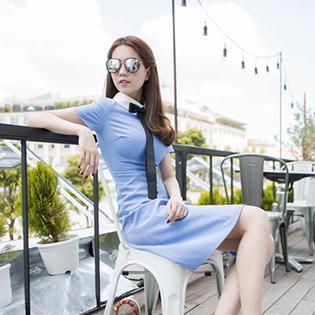 Đầm Lovely
