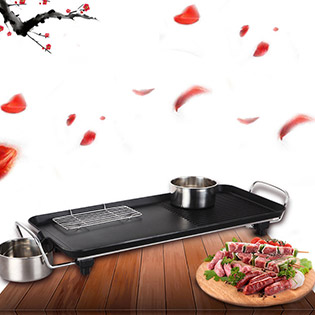 Khay Nướng Electric Barbecue Plate