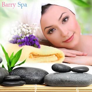 Massage Body + Chăm Sóc Da Mặt + Xông, Sục Tại Barry Spa 294 Xã Đàn