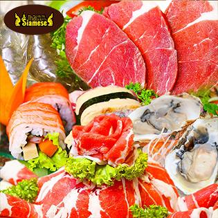 Buffet Lẩu Nướng Thái Lan - Nhà Hàng Siamese