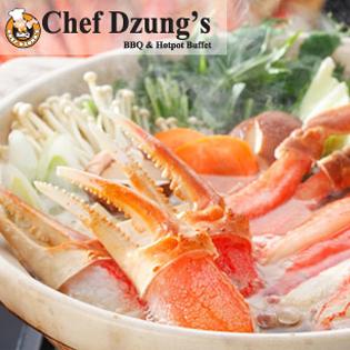 Buffet Lẩu & Nướng Không Khói Nhà Hàng Chef Dzung's