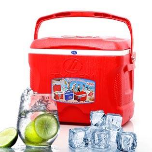 Thùng Đá Vuông Happy Cooler 12L Loại 1 Nhựa Tý Liên - Hàng Việt Nam Chất Lượng Cao