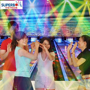 Thỏa Sức Chơi Bowling Đẳng Cấp Tại Superbowl Diamond Plaza - Quận 1