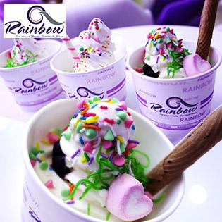 Hệ Thống 11 Chi Nhánh Rainbow Yogurt Cực Teen, Không Giới Hạn Voucher/ Hóa Đơn Thanh Toán