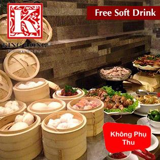 Buffet Cổ Truyền Cao Cấp Tại Nhà Hàng King Long – Free Soft Drink