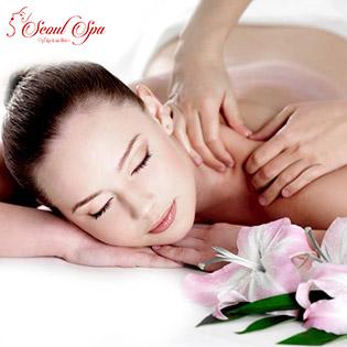 Massage Thư Giãn Thảo Dược Tại Seoul Spa