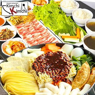 Kimchi Kimchi – Món Hàn Ngon, Mới Lạ Và Đã Cơn Thèm