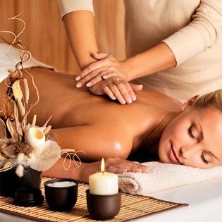 Massage Body Tinh Dầu + Foot Massage Ấn Huyệt + 1 Hộp Bùn Khoáng Tại Mộc Nguyên Spa