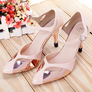 Giày Cindyrella Thời Trang Mũi Bít Gót Nhọn