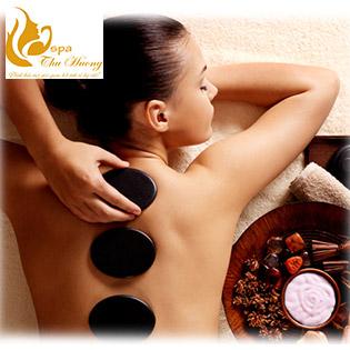 Massage Body Đá Nóng Tại Thu Hương Spa