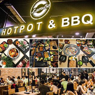 Ăn Tẹt Ga, Không Lo Về Giá Với Buffet Tối Lâm Bô BBQ & Hotpot – Master Chef Hải