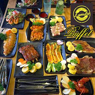 Buffet Trưa Nướng Và Lẩu Tại Lâm Bô BBQ & Hotpot