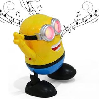 Minion Nhảy Múa Có Nhạc – Đèn Thú Vị Cho Bé