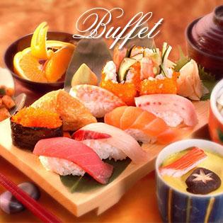 Buffet Tối Sushi Sashimi - Nhà Hàng Sushi Sashimi Hana