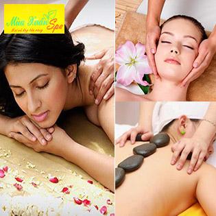 Mùa Xuân Spa - Chăm Sóc Da Mặt & Massage Body Tinh Dầu Đá Nóng Thư Giãn Với Dermalogica