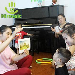 2 Buổi Dạy Phát Triển Kỹ Năng Cho Mẹ Và Bé Từ 6 -18 Tháng