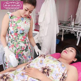 Gói Triệt Lông Vĩnh Viễn Công Nghệ Diode Lazer (BH 3 Năm) - AnAn Skincare