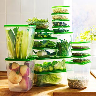 Bộ Hộp Nhựa Đựng Thức Ăn 17 Món Tiện Dụng