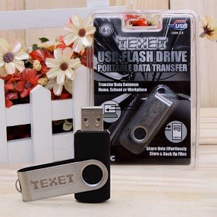 USB Texet 16GB Memory Stick – BH 12 Tháng